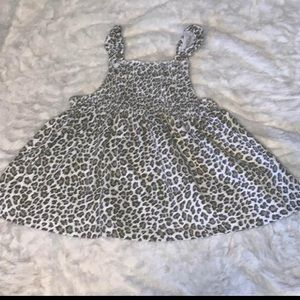 2T cheetah/ Leopard top (3 for $10)